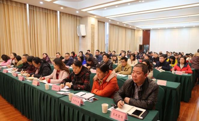 泸州市江阳区新的社会阶层人士联谊会成立